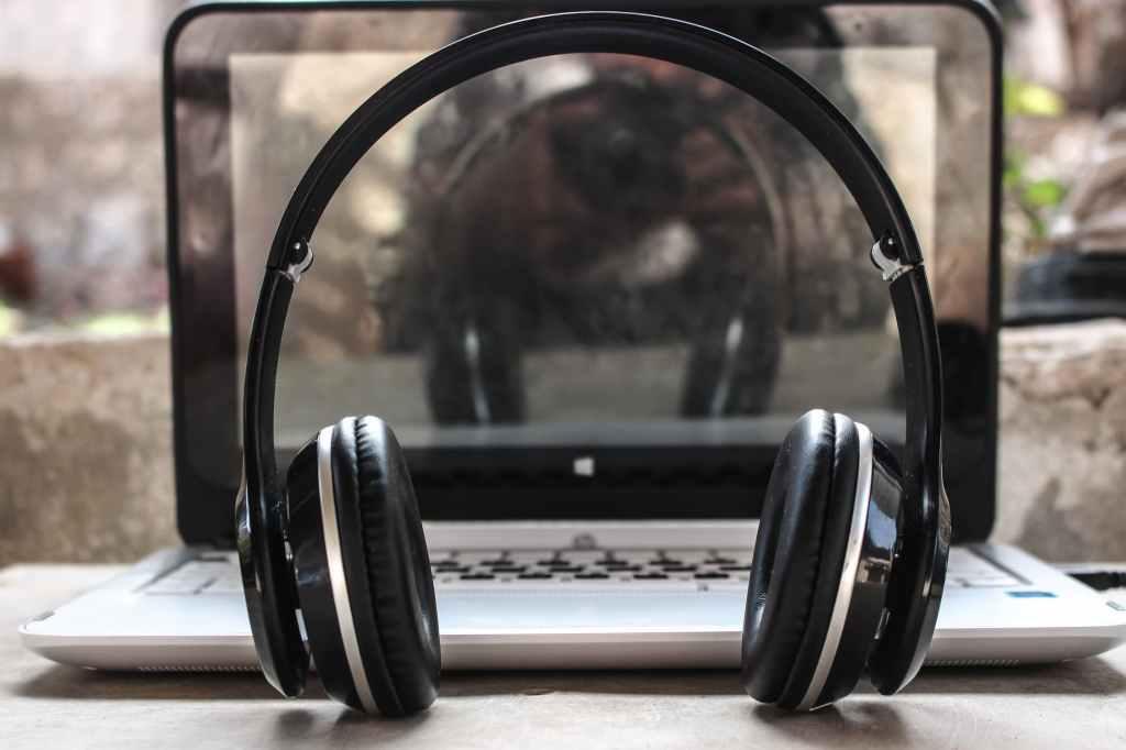 Casque pour écouter la musique en streaming partout.